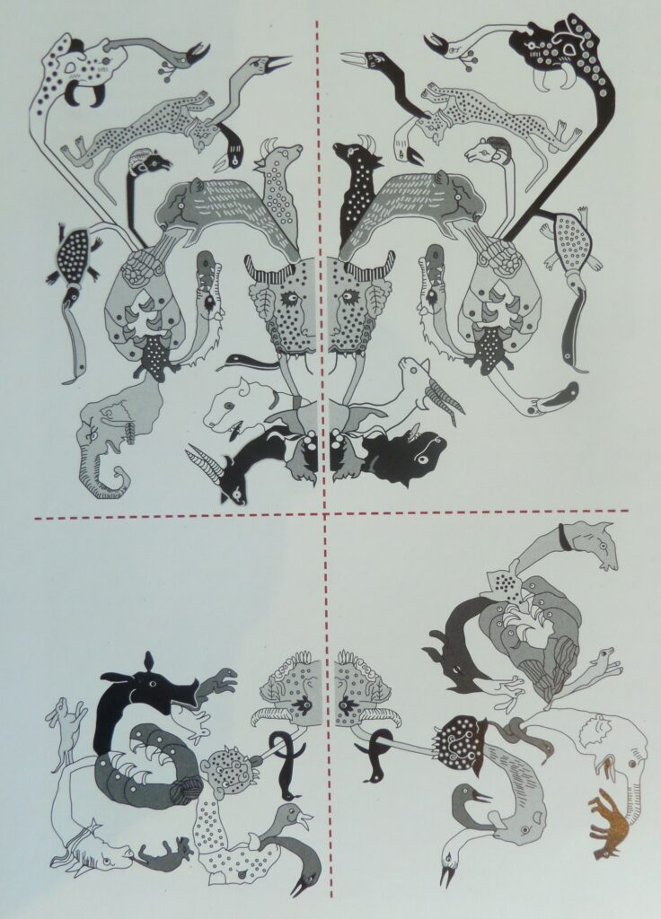 Historic drawings and design work