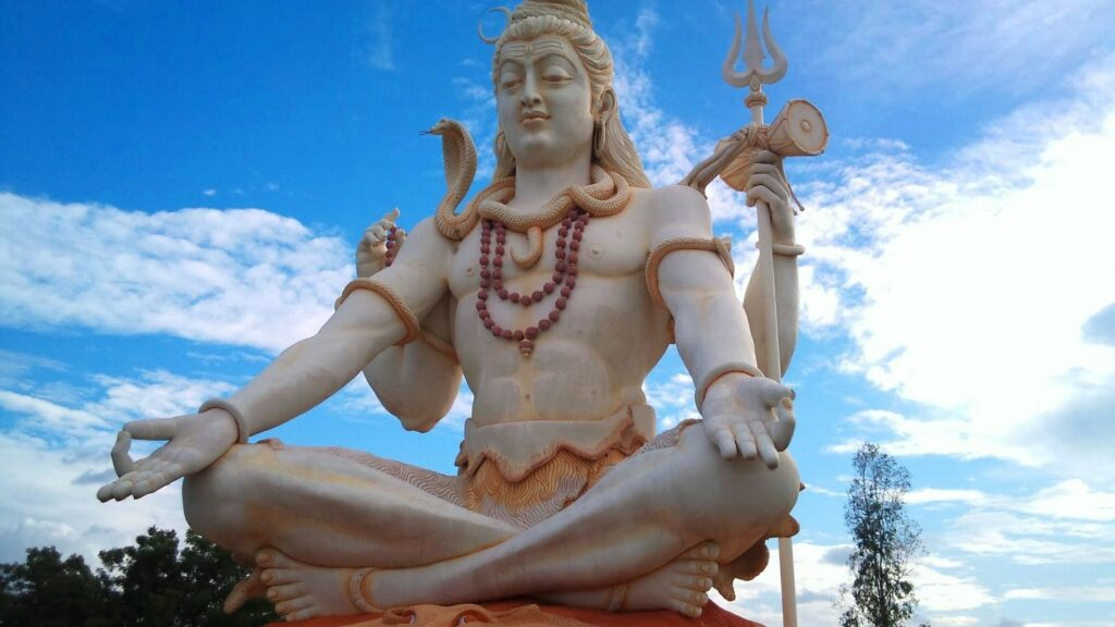 History of God Shiva as the Lord of Beasts