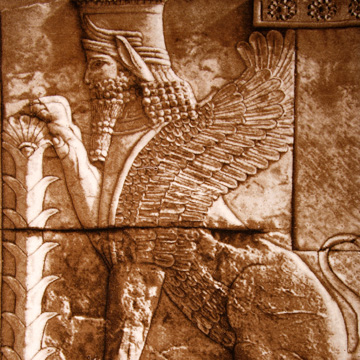 Iranian Myths that inspired Rug Weavers Pictorial Rugs